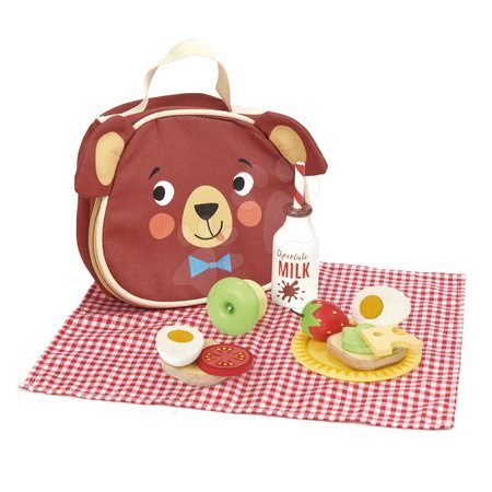 TL8276 a tender leaf lite bear's picnic