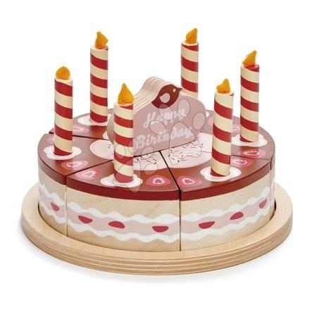 TL8283 a tender leaf chocolate birthday cake