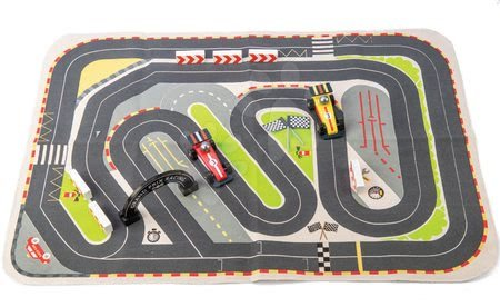 TL8332 a tender leaf formula one racing playmat