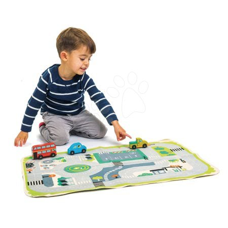 TL8333 a tender leaf town playmat