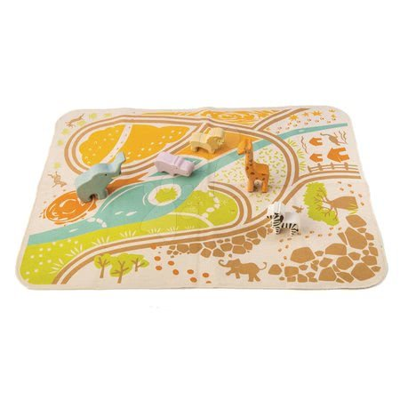 TL8334 b tender leaf safari playmat
