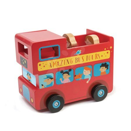 TL8336 b tender leaf london bus money box