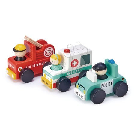 TL8343 a tender leaf emergency vehicles