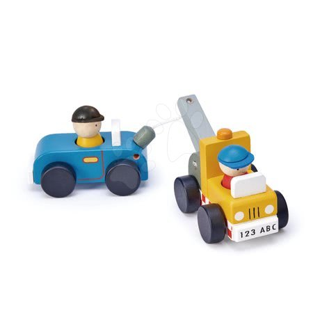 TL8352 a tender leaf tow truck