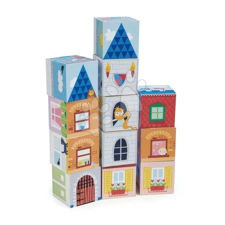 TL8468 a tender leaf dream house blocks