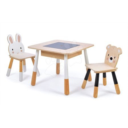 TL8801 c tender leaf forest table and chairs