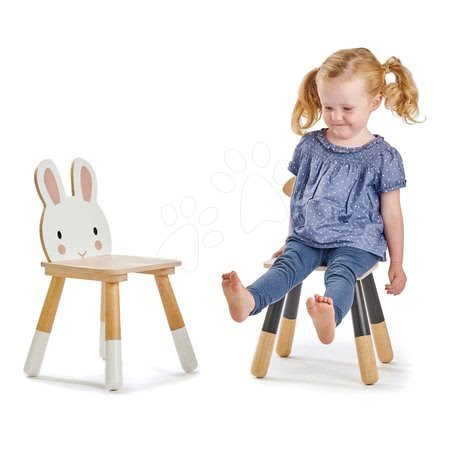 TL8812 a tender leaf forest rabbit chair
