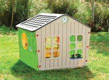 Domčeky pre deti - Domček Galilee Village House Starplast zeleno-béžový od 24 mes_2