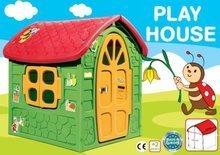 Domčeky pre deti - Záhradný domček Dohány s včielkou na streche od 24 mes_5