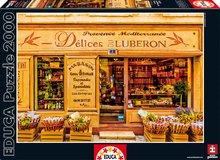 Puzzle Genuine Les Délices Du Luberon Educa 2000 dílů