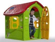 Domčeky pre deti - Záhradný domček Dohány s včielkou na streche od 24 mes_3