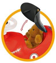 Staré položky - Odrážadlo Baby Mover BIG auto s klaksónom červené od 12 mes_0