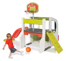 SMOBY 310059 játékcentrum Fun Center 150 cm-es csúszdával UV szűrővel 176 cm magas +24 hónapos kortól