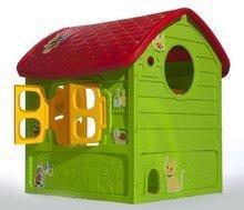 Domčeky pre deti - Záhradný domček Dohány s včielkou na streche od 24 mes_2