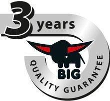 BIG 3 jahre garantie