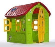 DOHÁNY 5075 detský domček záhradný s včielkou na streche 113*111*120 cm výška