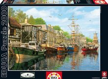 EDUCA 16313 puzzle Genuine Harbour 2000 dielikov