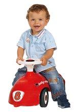 Staré položky - Odrážadlo Baby Mover BIG auto s klaksónom červené od 12 mes_1