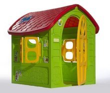 Domčeky pre deti - Záhradný domček Dohány s včielkou na streche od 24 mes_1