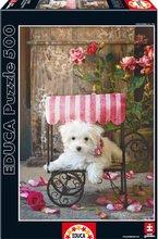 Puzzle Be My Valentine, Lisa Jane Educa 500 dielov od 11 rokov