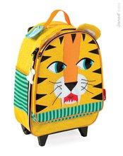 Školské tašky a batohy - Kufor Tiger Janod na kolieskach od 3 rokov_0