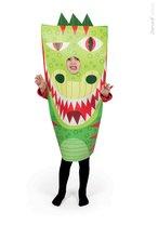 Dětský karnevalový kostým T-Rex Dino Sackanimo Janod