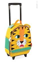 Kufor pre deti Tiger Janod na kolieskach od 3-8 rokov