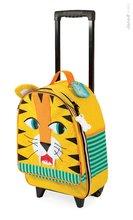 Školské tašky a batohy - Kufor Tiger Janod na kolieskach od 3 rokov_1