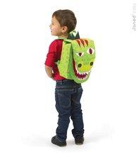 Školské tašky a batohy - Batoh T-Rex Dino Janod na zips od 3 rokov_1