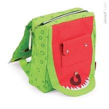 Školské tašky a batohy - Batoh T-Rex Dino Janod na zips od 3 rokov_0