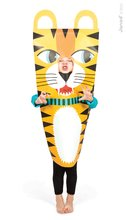 Ručné práce a tvorenie - Karnevalový kostým Tiger Sackanimo Janod _1