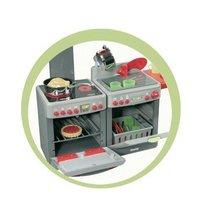 Staré položky - Umývačka riadu Smobys s kuchynkou elektrické zvukové a svetelné_2