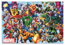 Puzzle Marvel Heroes Educa 1000 db 12 éves kortól