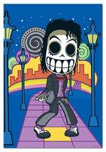 Puzzle 500 dielne - Puzzle Zombie celebrity, Calaveritas Jean Educa 500 dielov od 11 rokov_0