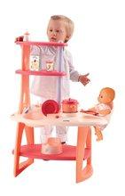 Régi termékek - Játékbaba pelenkázó asztal polcokkal Écoiffier baba nélkül 18 hó-tól_2