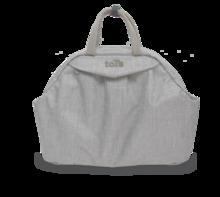 Pelenkázótáska Chic 5in1 toTs-smarTrike belső táskával és termikus cumisüvegtartóval bézs
