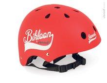 Janod 03270 detská cyklistická prilba s ventiláciou Bikloon Red (veľkosť 47-54) od 3 rokov