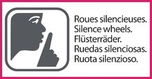 Roues silencieuses BBC