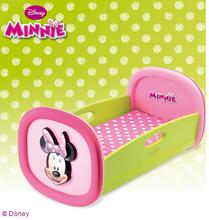 Postieľky a kolísky pre bábiky - Kolíska pre bábiku do 42 cm Minnie Smoby s perinkou svetloružová od 18 mes_4