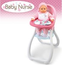 Staré položky - Jídelní židle Baby Nurse Smoby pro 42 cm panenku od 18 měsíců_1