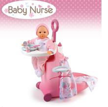 Staré položky - Pečovatelský kufřík pro panenku Baby Nurse Smoby se 6 doplňky od 18 měsíců_0