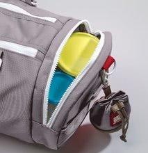 Prebaľovacie tašky ku kočíkom - Prebaľovacia cestovná taška ku kočíku Bowling Red castle modrá_5