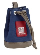 Prebaľovacie tašky ku kočíkom - Prebaľovacia cestovná taška ku kočíku Bowling Red castle modrá_1