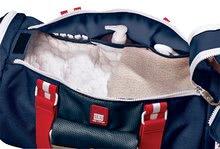 Prebaľovacie tašky ku kočíkom - Prebaľovacia cestovná taška ku kočíku Bowling Red castle modrá_3