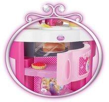 Obične kuhinje - Set kuhinja Disney Princeze sa satom i sportska kolica za lutku Pastel_5