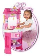 Obične kuhinje - Set kuhinja Disney Princeze sa satom i sportska kolica za lutku Pastel_1