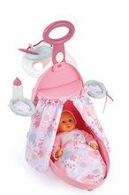 Staré položky - Pečovatelský kufřík pro panenku Baby Nurse Smoby se 6 doplňky od 18 měsíců_5