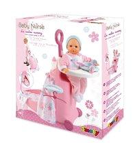 Staré položky - Pečovatelský kufřík pro panenku Baby Nurse Smoby se 6 doplňky od 18 měsíců_7