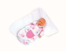 Domčeky pre bábiky sety - Set prebaľovací stôl pre bábiku Baby Nurse Srdiečko Smoby a nočný úbor pre 42 cm bábiku_1
