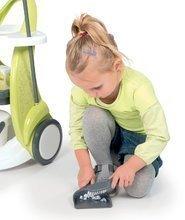 Hry na domácnost - 024086 c smoby upratovaci vozik